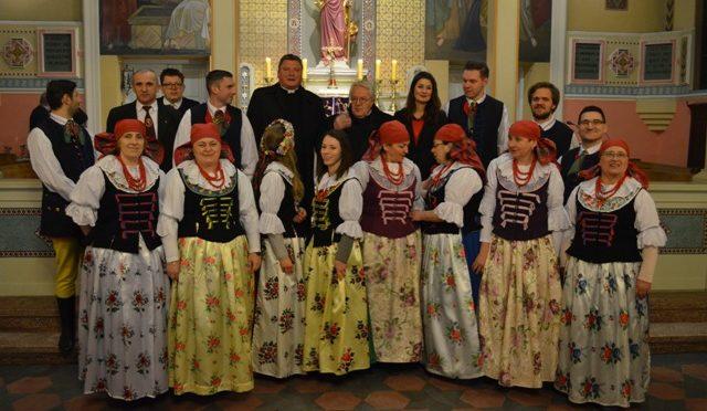 Msza dziękczynna w Krakowie