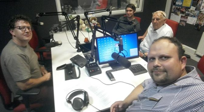 Wizyta w Radio Silesia