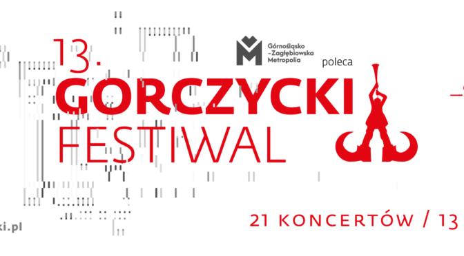 Festiwal im. G.G.Gorczyckiego