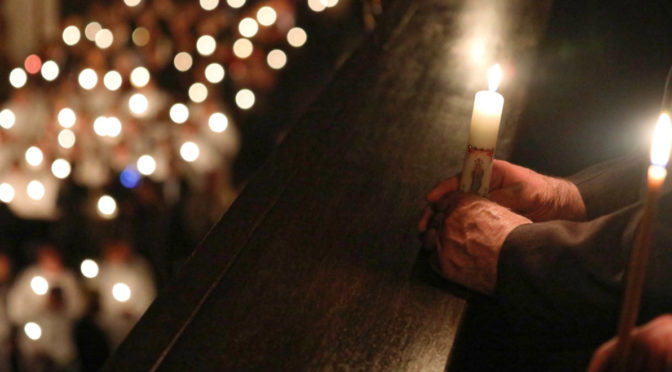 Święcenie pokarmów i Liturgia Paschalna